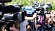 video news cameraman video