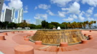 Video of Bayfront Park Miami video