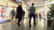 Video of shopping center in 4K video