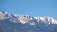 HD video Pikes Peak Colorado video