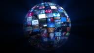 Video Sphere (HD Loop) video