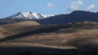 HD Video Sunrise over Great Sand Dunes NP Colorado video