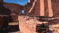 HD video visitor explores Salinas Pueblo Missions National Monument video