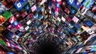 Video Wall Media Stream (HD) video