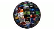 Video Wall Sphere video