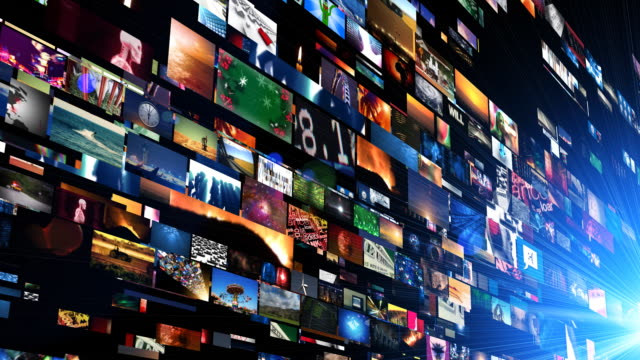 Video Wall Streams in Motion video