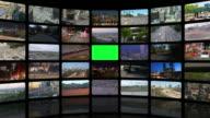 Video Wall Zoom In Mini (black) video