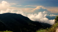 View from World's End National Park in Sri Lanka video