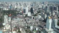 View of Bangkok City video