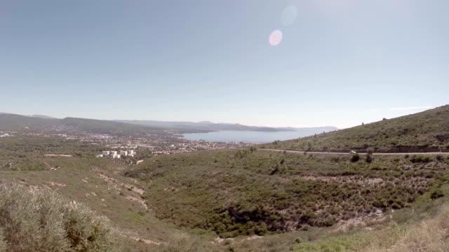 View of bay of La Ciotat video