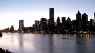 View of Manhattan video