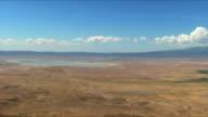 View of Ngorongoro Crater - Tanzania video
