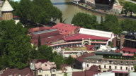 View of Tbilisi, Georgia country video