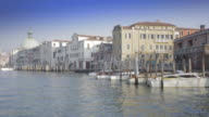 view of Venice Itlay in Winter video