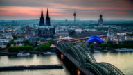 View on Cologne video