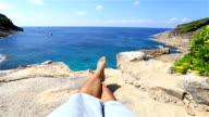 HD: View point island Tachai. video