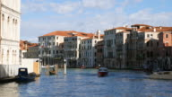 Views along the Grand Canal video