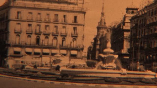 Views of Spain (Archival 1952) video