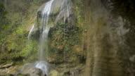 Views of the Soroa Fall, Pinar del Rio, Cuba video