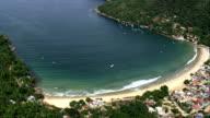 Vila Evangelica  - Aerial View - Rio de Janeiro,Angra dos Reis,Brazil video