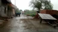 Village Alley, Haryana/India video