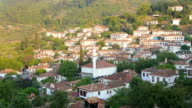 Village in Anatolia, Sirince, Izmir video