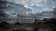 Village of Miao Nationality video