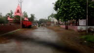 Village Street, Haryana/India video