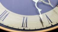 Vintage Analog Antique Clock with Arrows video