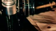 Vintage cameras video