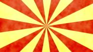 Vintage Colored Spinning Pinwheel - Animatio video