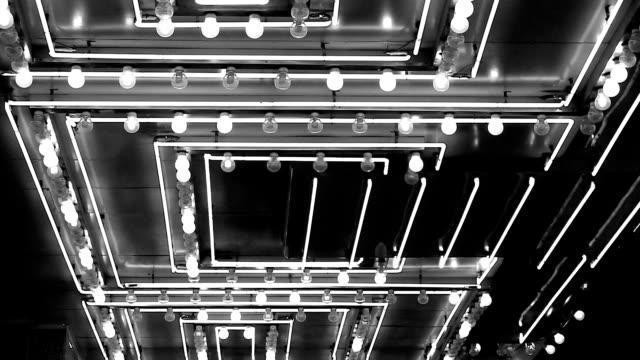 Vintage Lights of Las Vegas video
