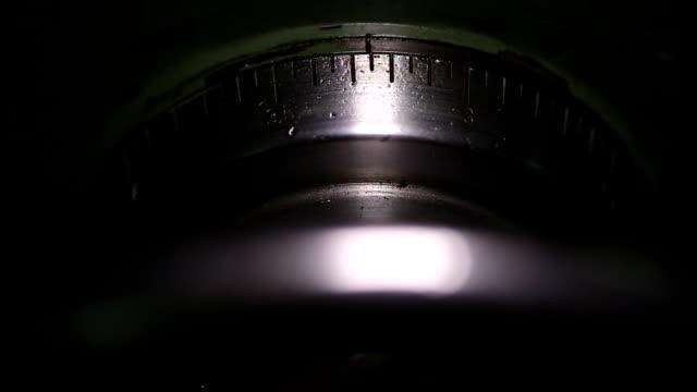 Vintage mechanism (HD) video