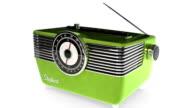 Vintage Radio HD: 720P video