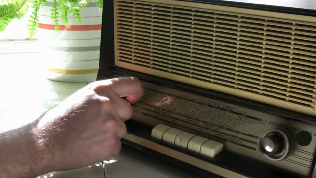 Vintage Radio video