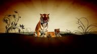Vintage Tiger video