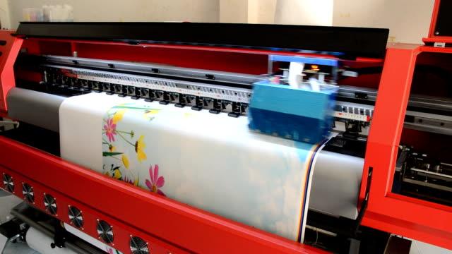 vinyl printer video