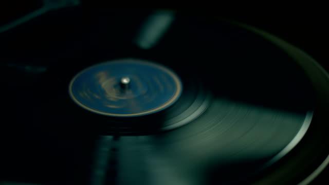 Vinyl Record Player video