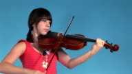 Violin Girl video