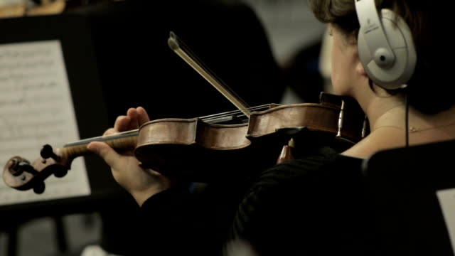 Violin In The Hands Of A Musician video