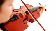 Violinist video