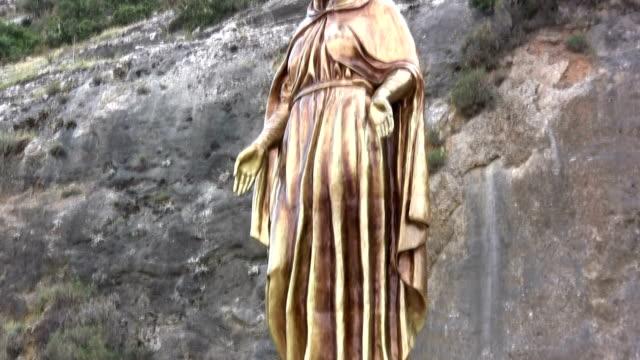 Virgin Mary Statue from Ephesus video