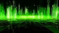 Virtual Landscape A Green video