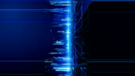 Virtual Landscape B Blue video