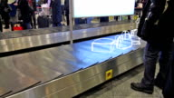 Virtual luggage video