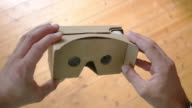 Virtual Reality Point of View video