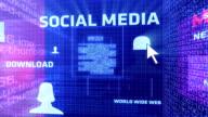 Virtual World and Social Media video