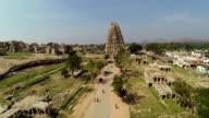 Virupaksha temple video