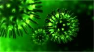 Virus 3D video