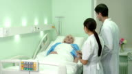Visiting patient video